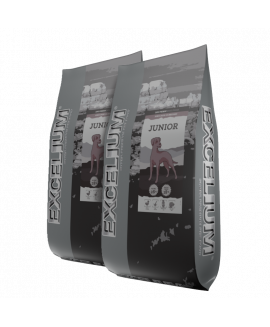 EXCELIUM Junior - 20Kg (pack 2 x 10Kg)
